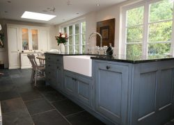 Hand painted kitchen example 2