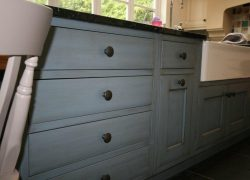 Hand painted kitchen example 6