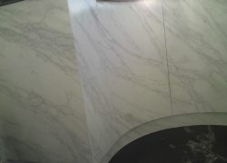 Marble paint effect